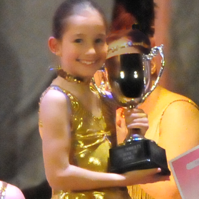 Kate Doherty School of Dance - Dancer of the Year 2013