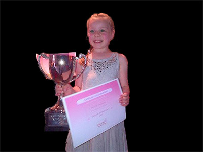Dancer of the Year East Kilbride 2014
