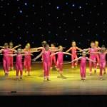 Dancing show photographs
