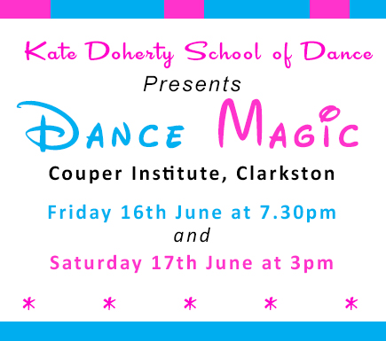 East Kilbride Dancing show 2017